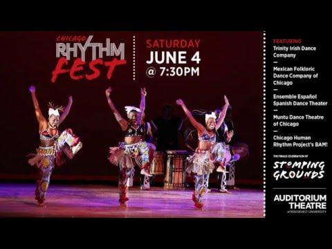 Rhythm Fest | 2015-16 Season | Auditorium Theatre