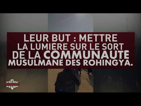La Love Army au secours de Rohingya - Clique Dimanche du 03/12 - CANAL+