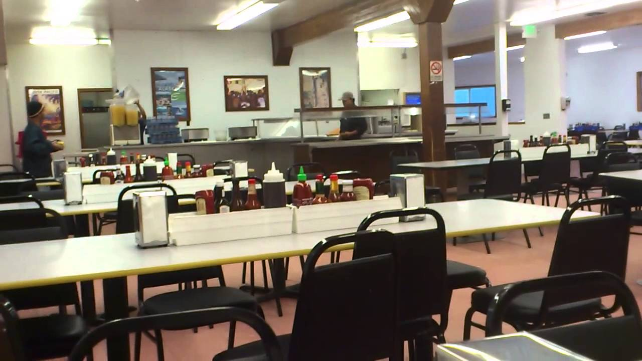Trident Seafoods Akutan Dining Hall Youtube