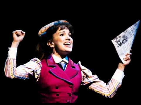 Newsies - Watch What Happens (Instrumental)