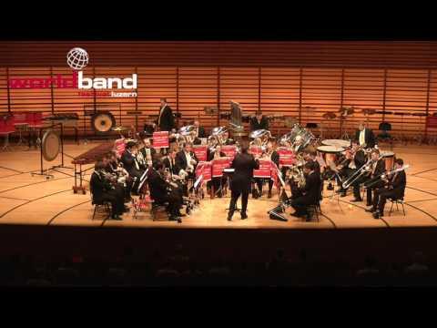 Brassband Bürgermusik Luzern - Harmony Music by Philip Sparke