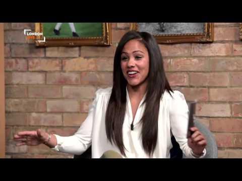 LONDON LIVE INTERVIEW: SHANNON BRIGGS