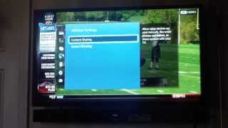 2013 SAMSUNG SMART TV SCREEN MIRRORING A S4 WITH NO DONGLE SCREEN MIRROR