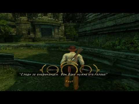 Прохождение Indiana Jones and the Emperor's Tomb часть 1 (на русском)