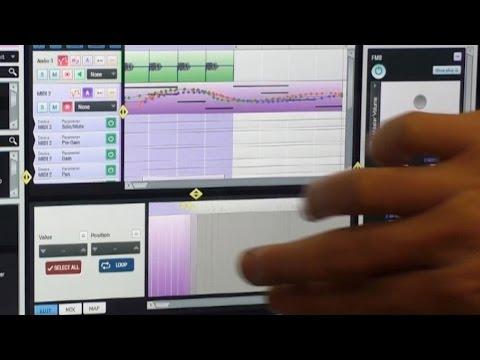 Lumit Audio Digital Audio Workstation