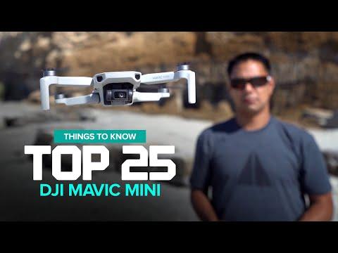 DJI Mavic Mini - Top 25 Things to know before you buy