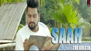 SAAH..THE BREATH*RAJAN RAJJI*LATEST PUNJABI SONG*OFFICIAL FULL VIDEO HD*RAFTAR MUSIC RECORDS