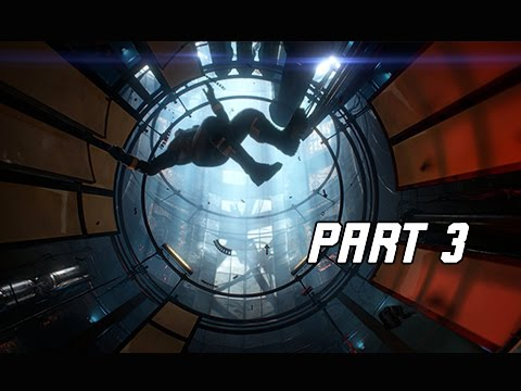 PREY Walkthrough Part 3 - Zero Gravity (1440p PC Gameplay Ultra Let's Play)