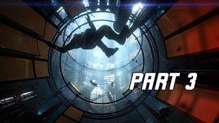 PREY Walkthrough Part 3 - Zero Gravity (1440p PC Gameplay Ultra Let