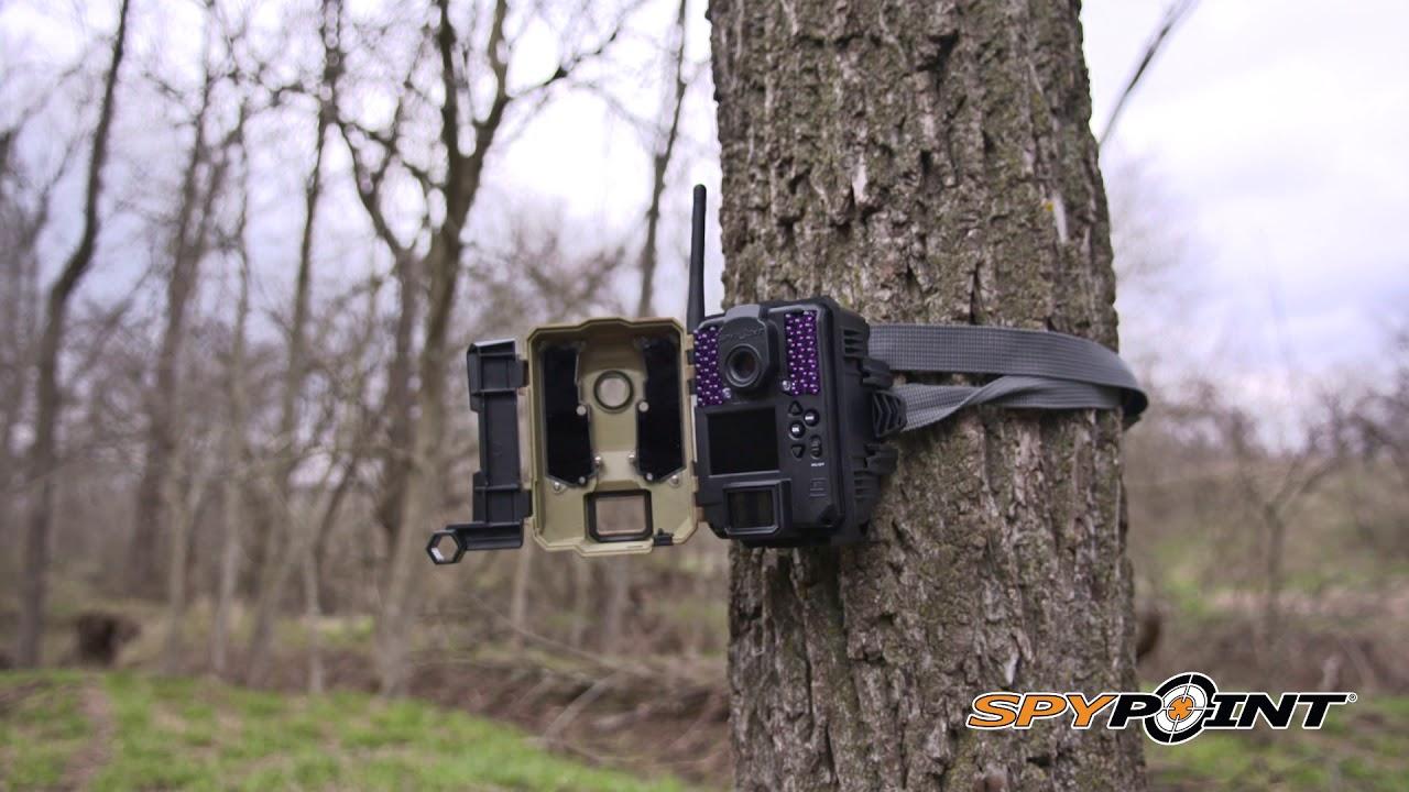 SPYPOINT LINK-DARK - Cellular trail camera