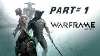 Warframe Volt Single player Playthrough/Walkthrough (Part 1)