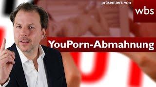 Achtung: Gefälschte YouPorn-Abmahnungen im Umlauf! | Rechtsanwalt Christian Solmecke