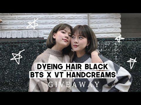 DTV.07: Dyeing Hair