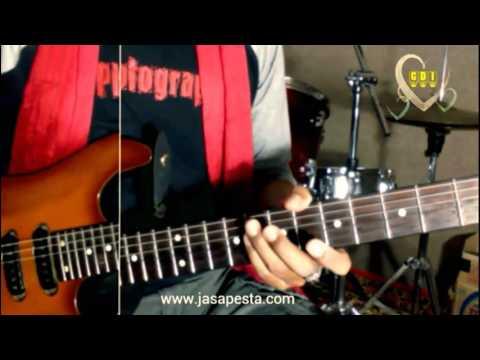 Lagu HITAM Rita Sugiarto Video Cover Tutorial Melodi Dangdut Termudah