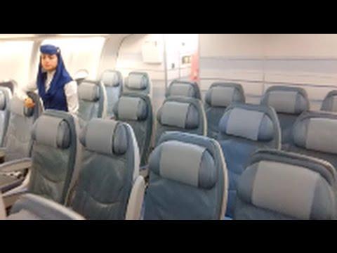 ✈ Saudia | A330-300 | Dubai to Riyadh