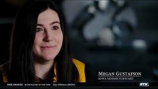 Megan Gustafson's Wisconsin Roots and Iowa Legacy | Iowa | B1G Women's Basketball