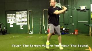 Baseball Rebellion Bat Speed Test