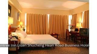 Greentree Inn Liuan Shucheng Hean Road Business Hotel