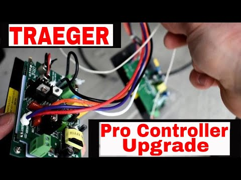 TRAEGER Pro Controller Upgrade--🛠Easy Install in Less than ... on