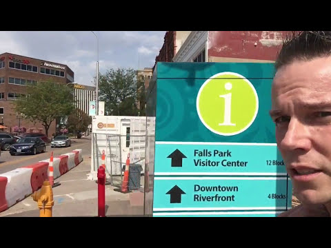 vlog #0004 Downtown Sioux Falls S.D. ***NOT PAID ADVERTISEMENT***