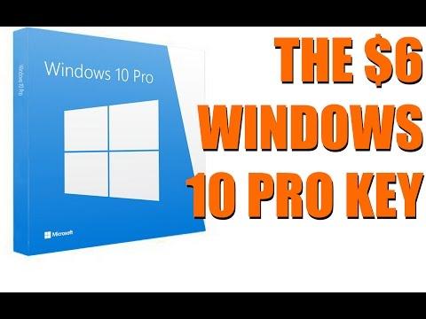 THE $6 WINDOWS 10 PRO KEY   Ebay Finds