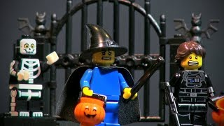 Video Halloween and All Saints' Day explained with LEGO download MP3, 3GP, MP4, WEBM, AVI, FLV November 2017