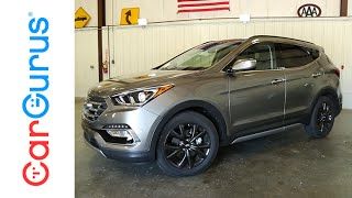 2017 Hyundai Santa Fe Sport | CarGurus Impressions