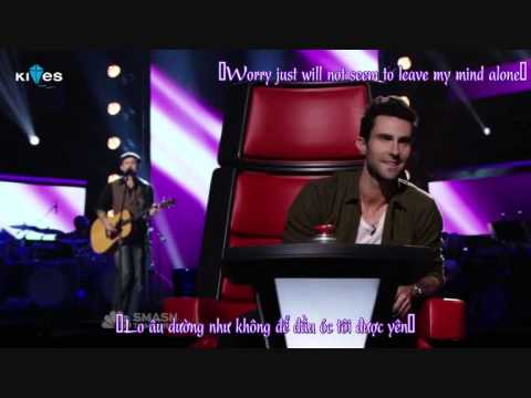 Tony Lucca - Trouble - The Voice US 2.wmv