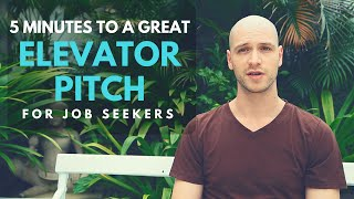 Elevator Pitch for Job Seekers: How to Answer