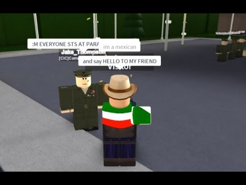 Roblox Exploiting - Army Trolling