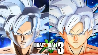 *NEW* XENOVERSE 3 GRAPHICS PACK! Dragon Ball Xenoverse 2 Revamp Reshade Gameplay