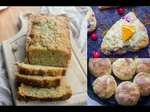 WHAT ARE QUICK BREADS? | Quick Bread Overview