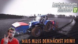 Landwirtschafts-Simulator 2017 - Mais muss demnächst rein!!