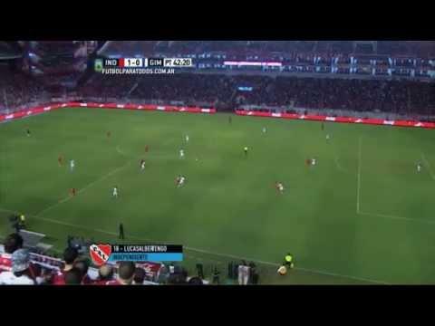 El Rojo igualó con Gimnasia y Esgrima de La Plata