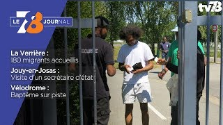 7/8 Le Journal – Lundi 10 juillet 2017