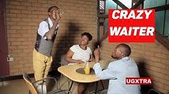 FUNNY  RESTAURANT   SHEIK MANALA,DORAH & JUNIOR USHER  New Ugandan Comedy 2019 HD