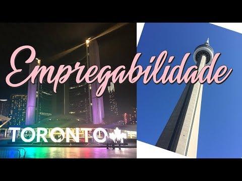QUANTO VOCÊ VAI GANHAR TRABALHANDO NO CANADÁ! EMPREGABILIDADE vs CUSTO DE VIDA