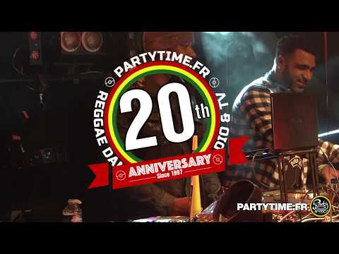Gravity Sound & Dance Soldiah sound - Party Time Birthday Bash 20th