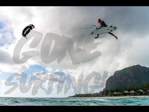 Steven Akkersdijk: Gone Surfing!