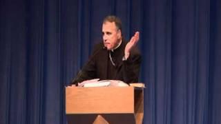 Daniel Cardinal DiNardo Keynote Address [PART 4] - UDMC 2010