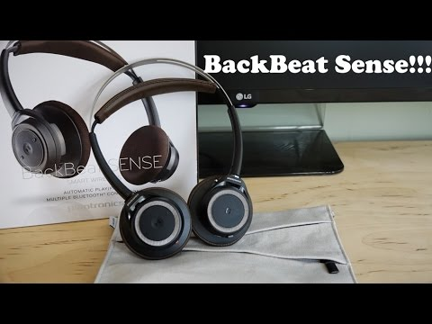 e0ae7ae6ef7 Plantronics BackBeat Sense Review: Worth Every penny!!! - YouTube
