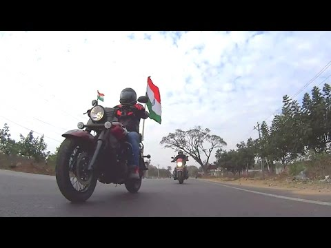 Republic Day Special Superb Ride | UM Bikes Hyderabad | Renegade Commando Sport