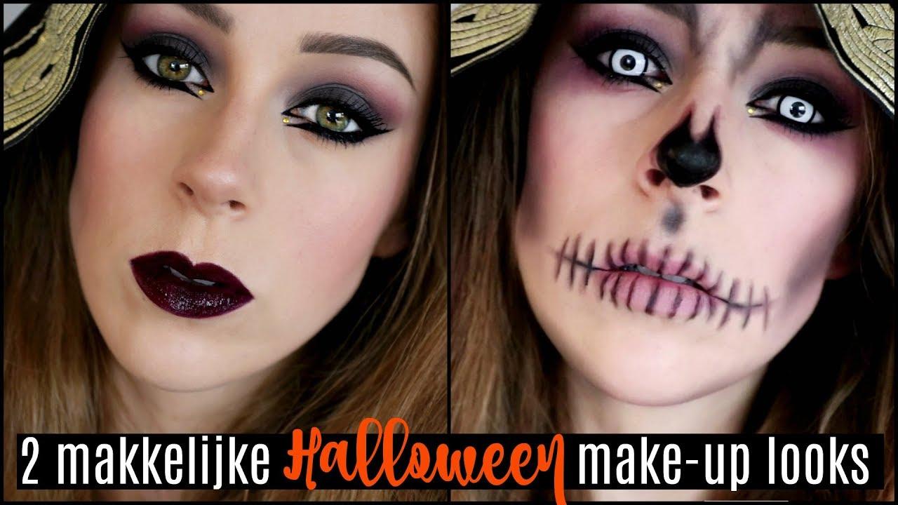 vampy diva halloween make up tutorial makkelijke extra look youtube. Black Bedroom Furniture Sets. Home Design Ideas