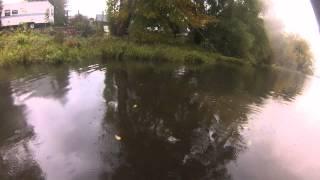 river raisin carp 2wt halloween fly fishing