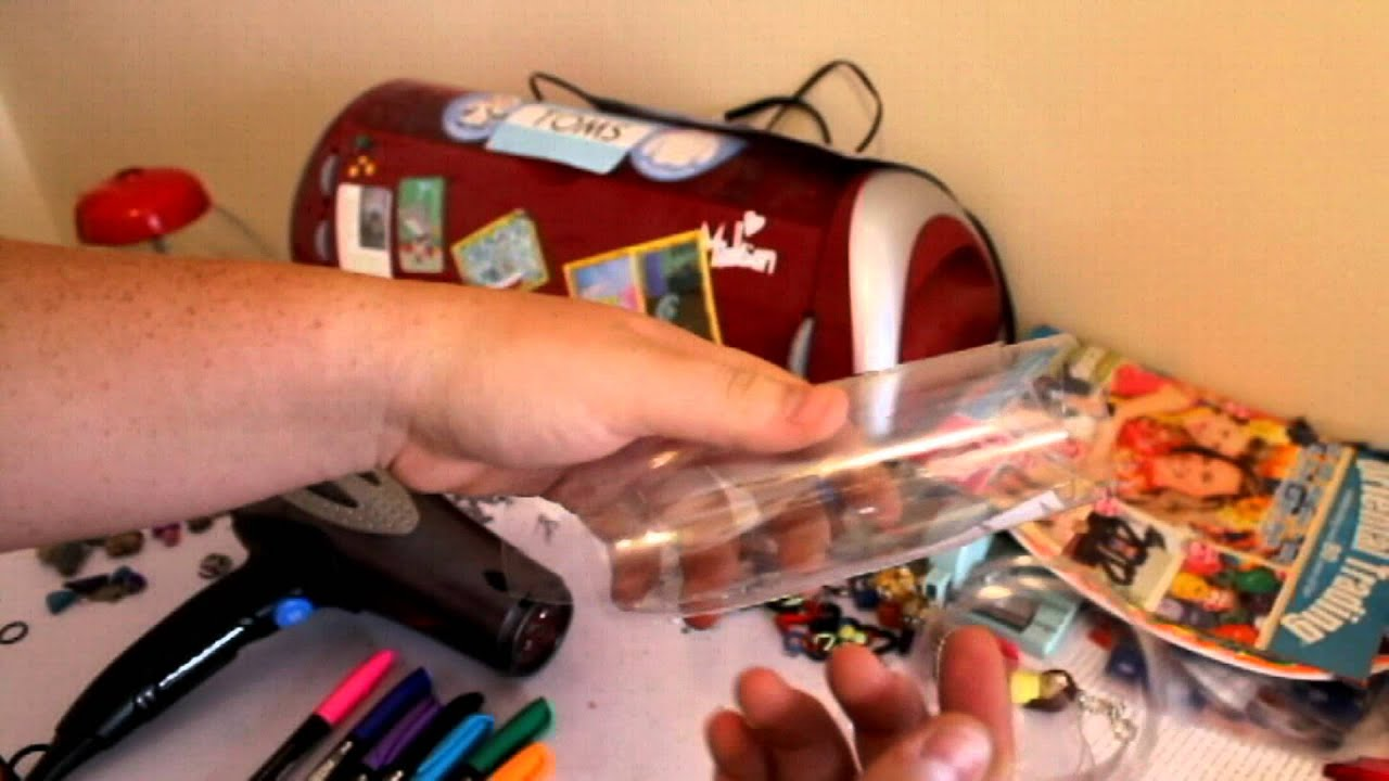 Diy how to make beads out of a plastic bottle youtube for Heat guns for crafts