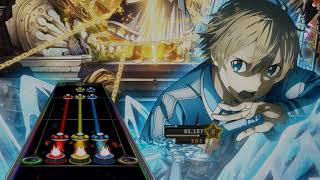 Guitar Hero - Sword Art Online Alicization OP - Adamas - Preview