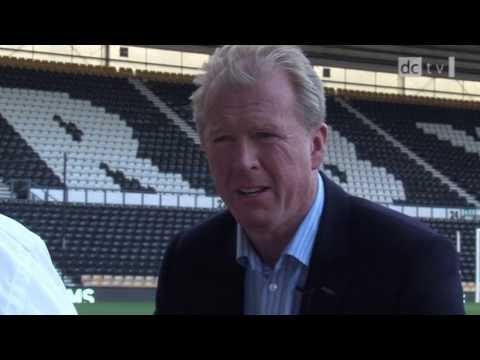 Steve McClaren Joins Derby County