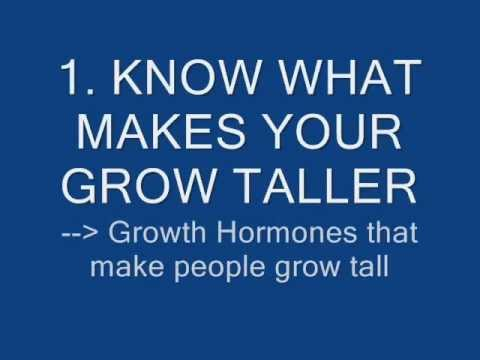 How To Grow Taller During Puberty