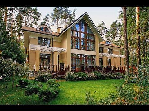 Красивые Элитные Дома /  Beautiful Luxury Home!