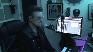 u2 with or without you piano version